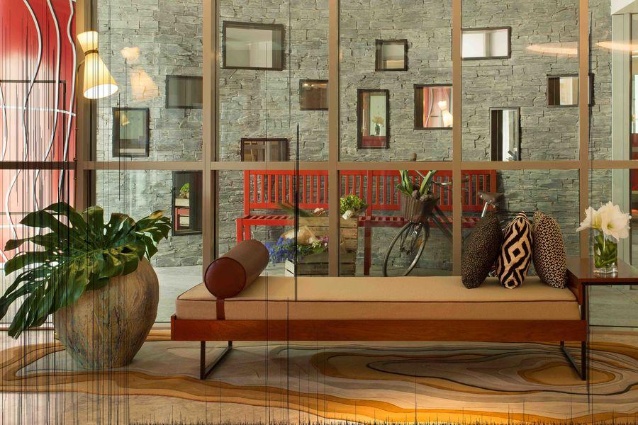 Renaissance Paris République Hotel ***** - Lobby 2