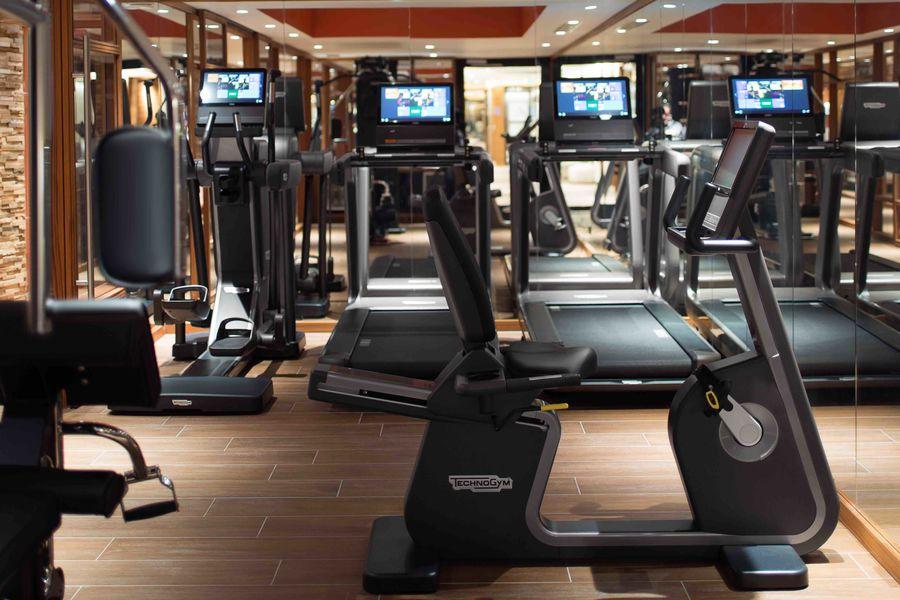 Renaissance Paris République Hotel ***** - Salle de Fitness