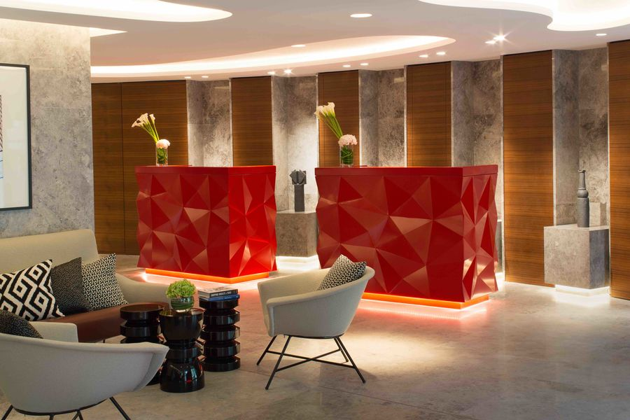 Renaissance Paris République Hotel ***** - Lobby