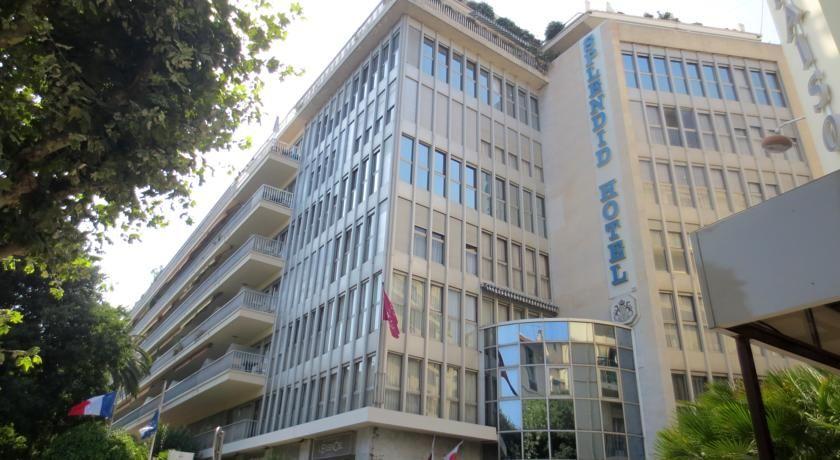 Hôtel Splendid Nice - Façade