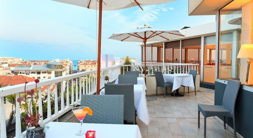 Hôtel Splendid Nice - Terrasse Rooftop 2