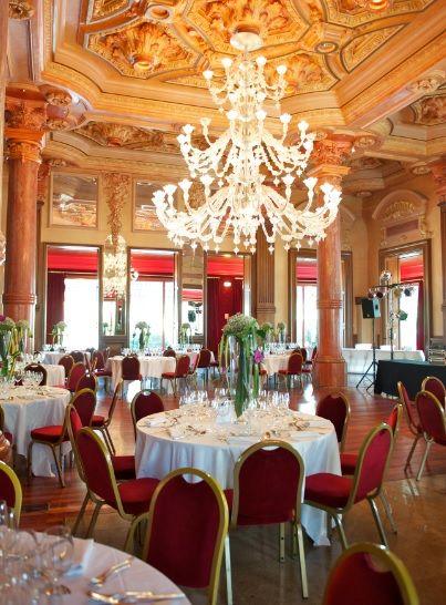 Casino Grand Cercle - Salon Raphaël 2