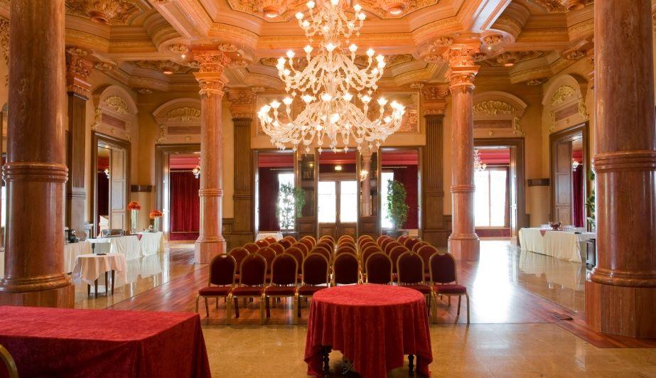 Casino Grand Cercle - Salon Raphaël 3