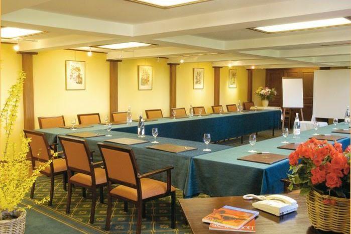 La Verniaz et ses Chalets - Salle de réunion
