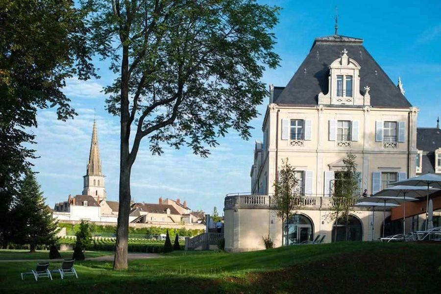 Château de Cîteaux  - Extérieur