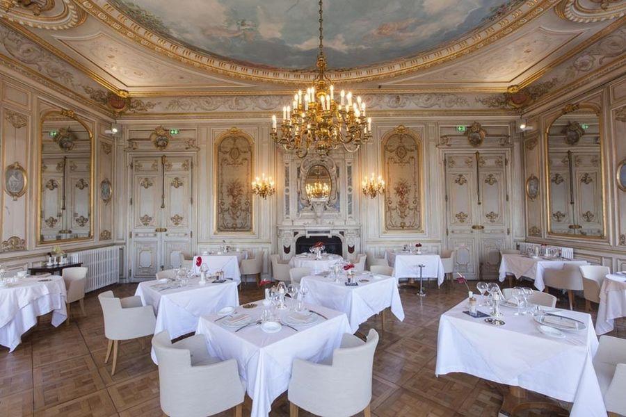 Château de Cîteaux - Salle de restaurant