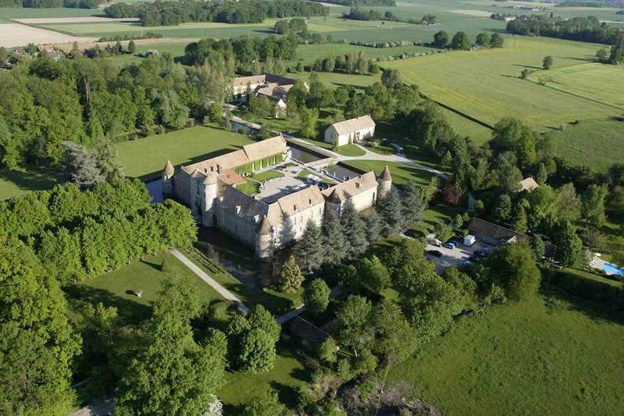 Château de Villiers le Mahieu - s(1)