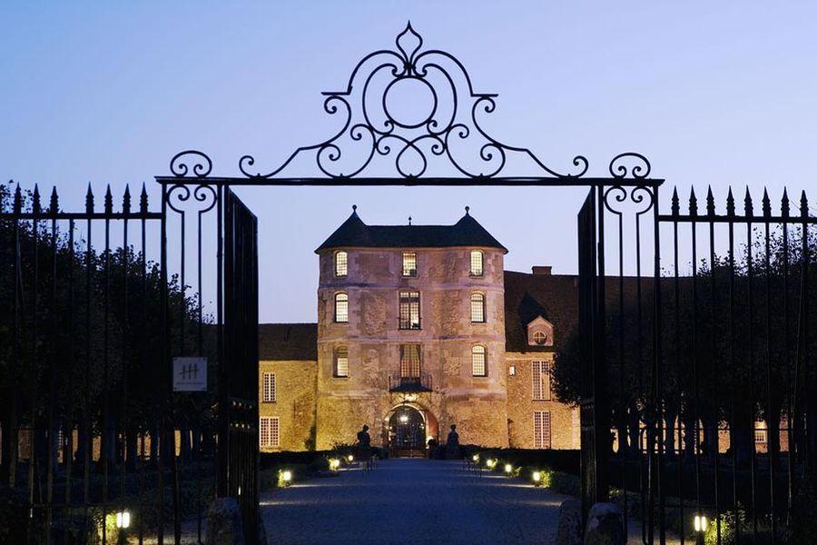 Château de Villiers le Mahieu - s(24)