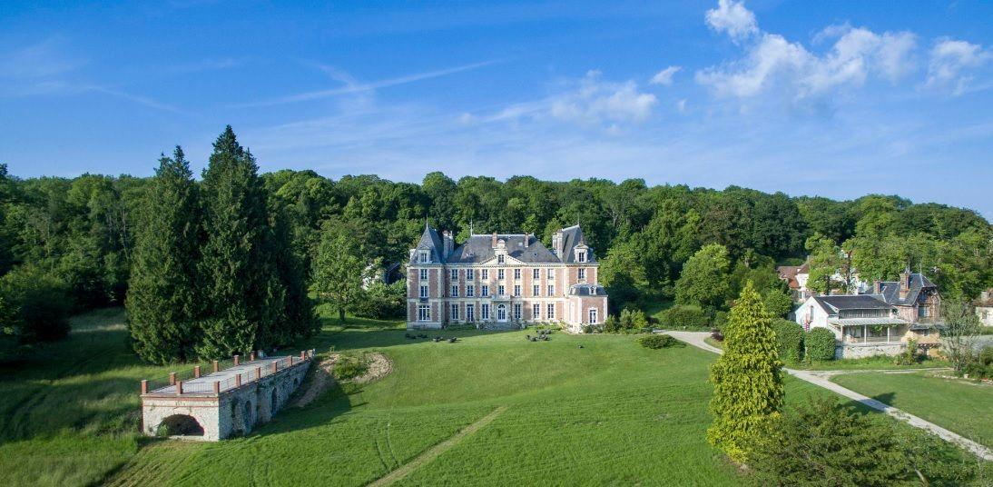 Chateau de la bucherie exterieur 2