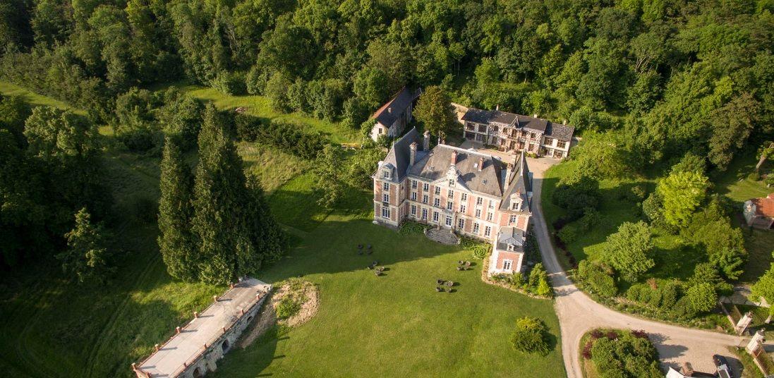 Château de la Bûcherie - Vue Panoramique 5