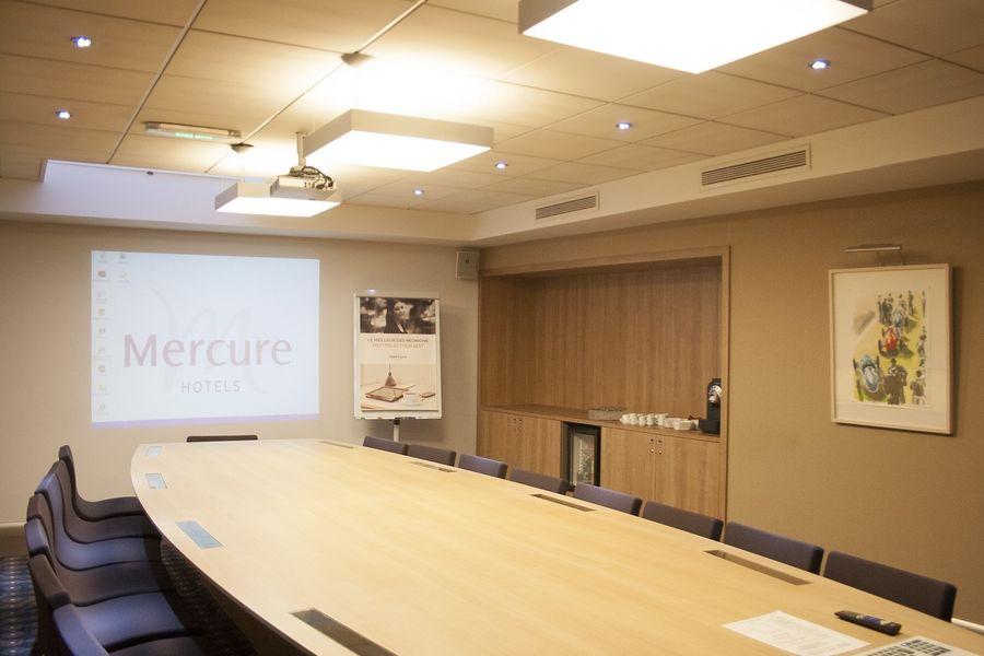 Mercure Vaugirard - Salle de séminaire Manzon