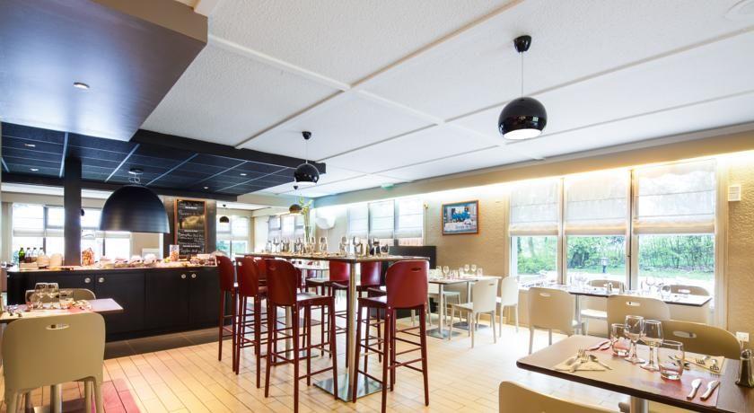 Hôtel Nancy Sud Vandoeuvre - Restaurant - Buffet