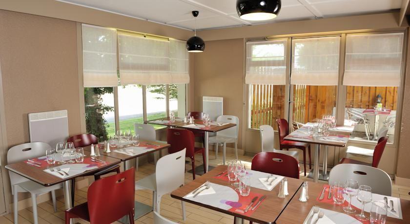 Hôtel Nancy Sud Vandoeuvre - Restaurant