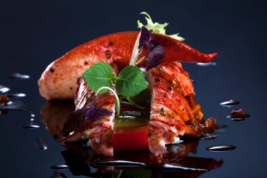 Le Moulin de Mougins - Proposition culinaire 4