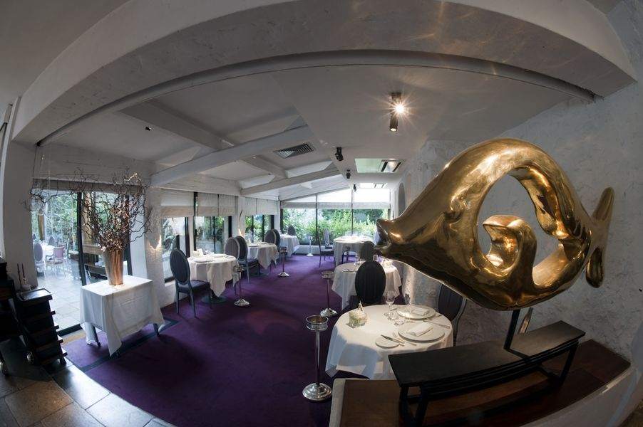 Le Moulin de Mougins - Restaurant 2