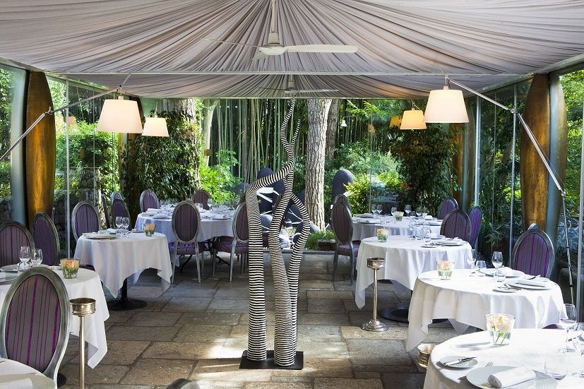 Le Moulin de Mougins - Restaurant 3