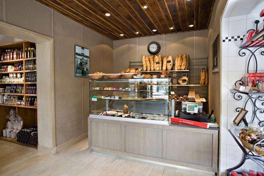 Les Saules Parc & Spa - Boulangerie