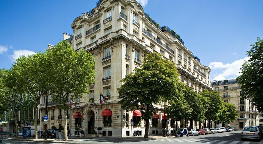Raphael Hotel Paris 1