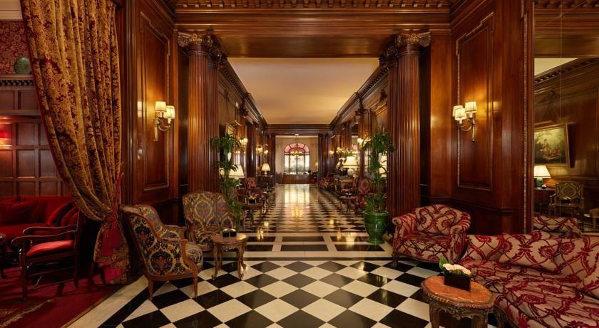 Raphael Hotel Paris 3