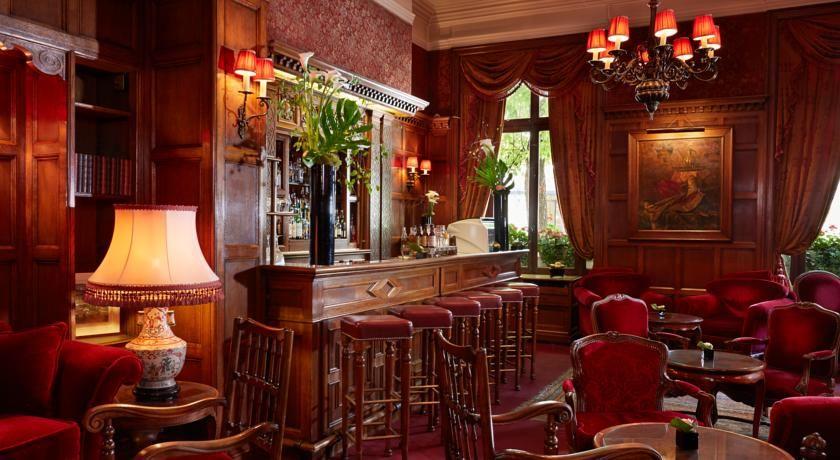 Raphael Hotel Paris 6