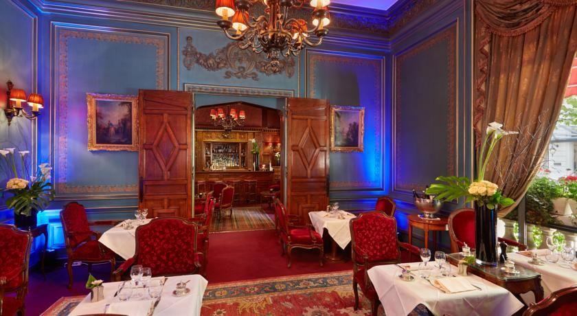 Raphael Hotel Paris 10