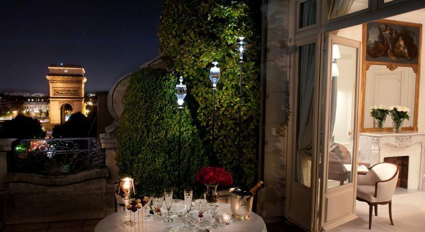 Raphael Hotel Paris 39