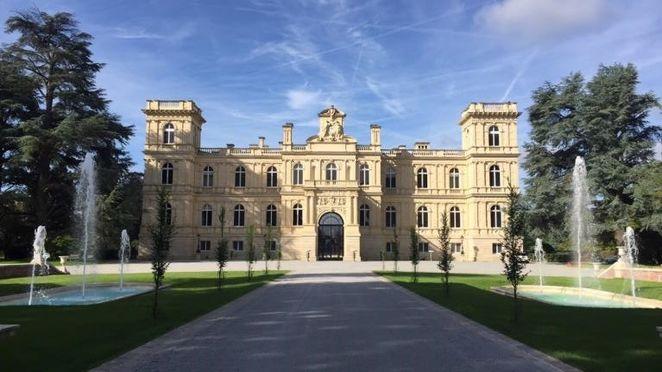 Salle séminaire  - Château de Ferrières