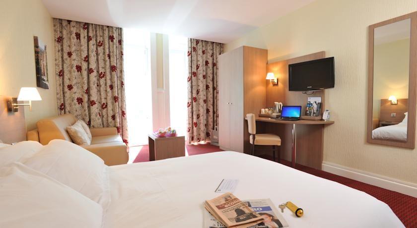 BEST WESTERN Hotel de Verdun *** 1
