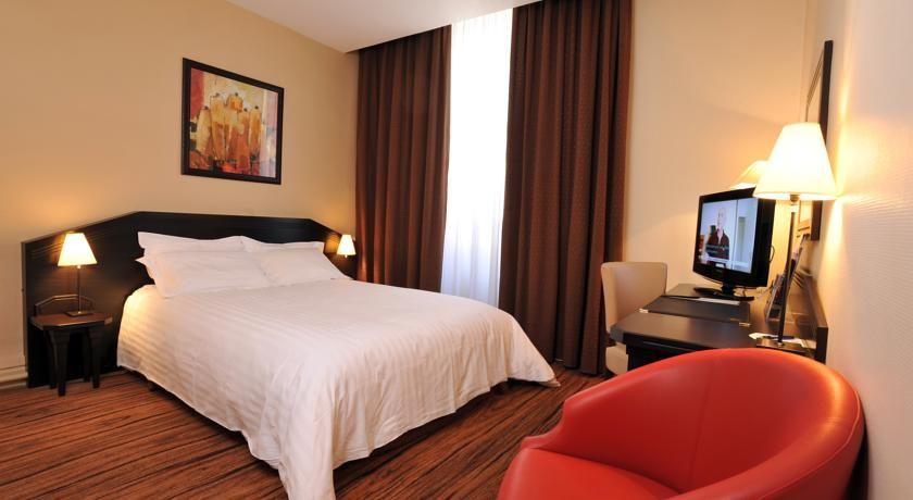 BEST WESTERN Hotel de Verdun *** 2