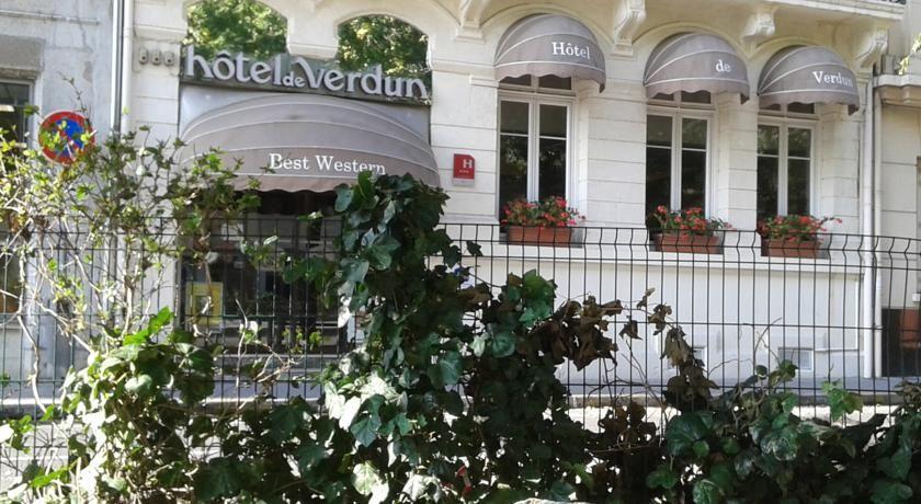 BEST WESTERN Hotel de Verdun *** 3