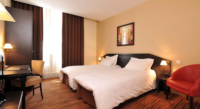 BEST WESTERN Hotel de Verdun *** 5
