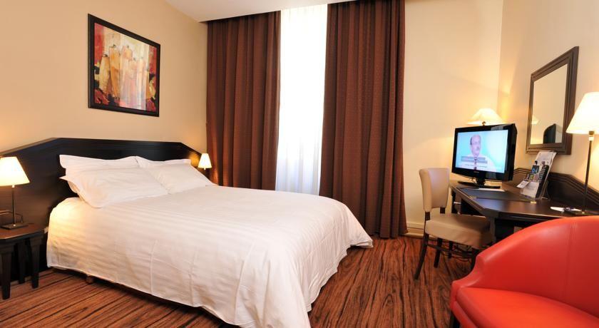 BEST WESTERN Hotel de Verdun *** 7