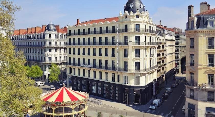 Hôtel Carlton Lyon MGALLERY **** 1