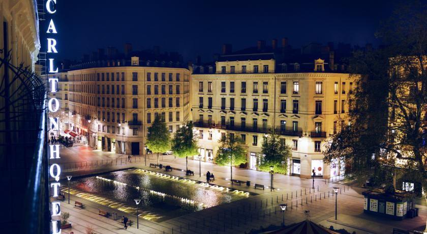 Hôtel Carlton Lyon MGALLERY **** 37