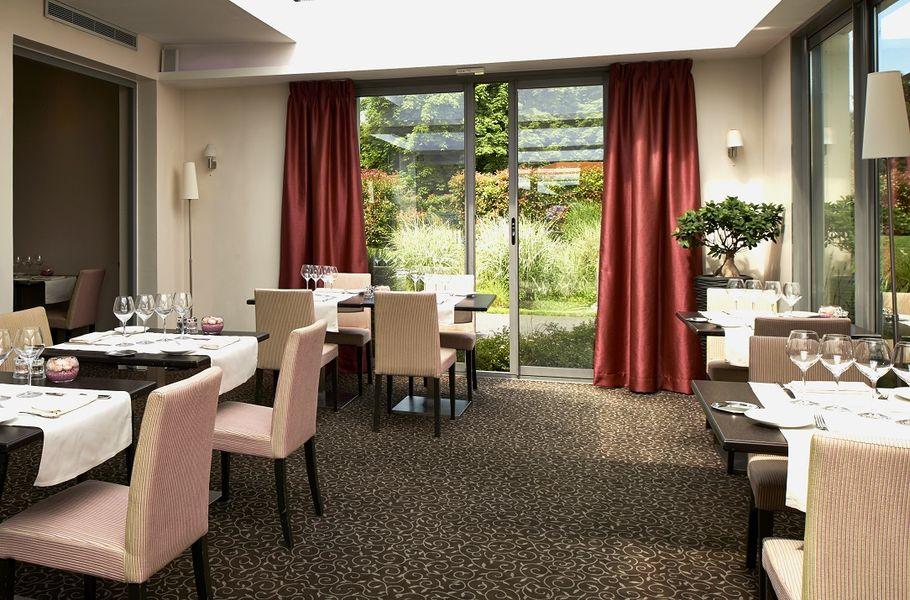 Relais Malmaison - Salle de restaurant 2