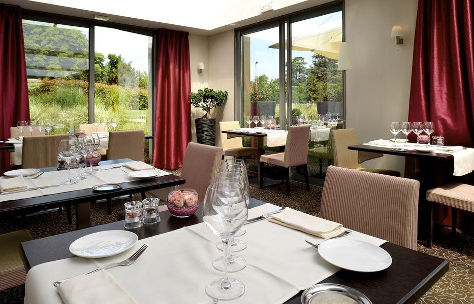 Relais Malmaison - Salle de restaurant
