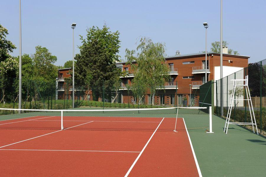 Relais Malmaison - Terrain de tennis