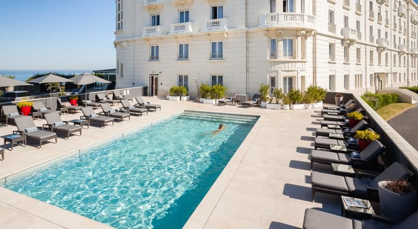 Hôtel Regina Biarritz ***** 1