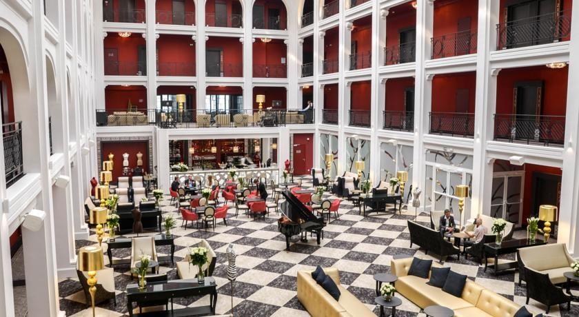 Hôtel Regina Biarritz ***** 4