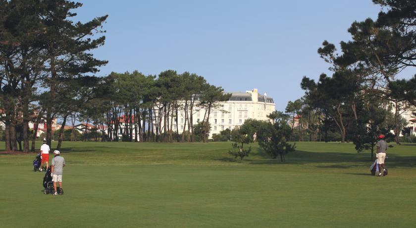 Hôtel Regina Biarritz ***** 6