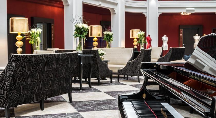 Hôtel Regina Biarritz ***** 18
