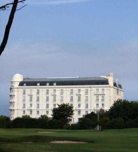 Hôtel Regina Biarritz ***** - Domaine