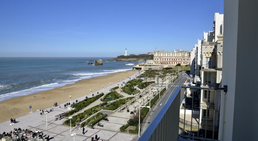 Windsor Grande Plage Biarritz **** 1