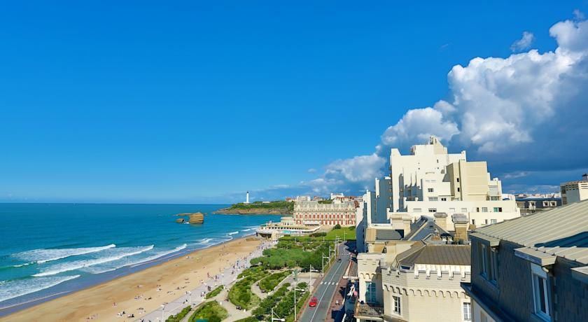 Windsor Grande Plage Biarritz **** 4