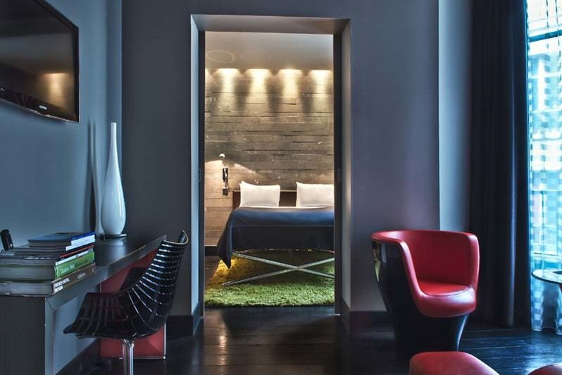 Sezz Paris - Chambre