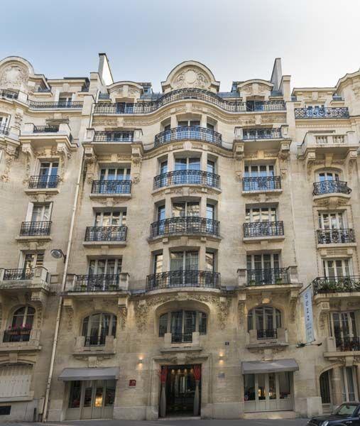 Sezz Paris - Façade