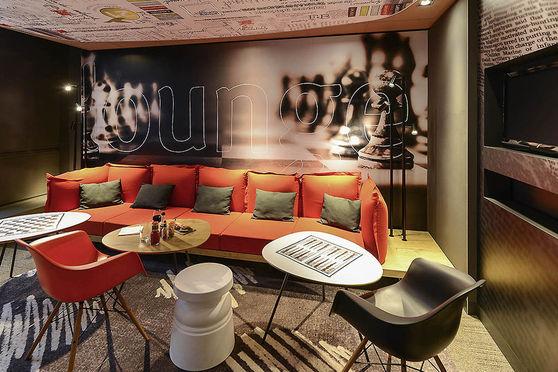 Espace Lobby Lounge Bar