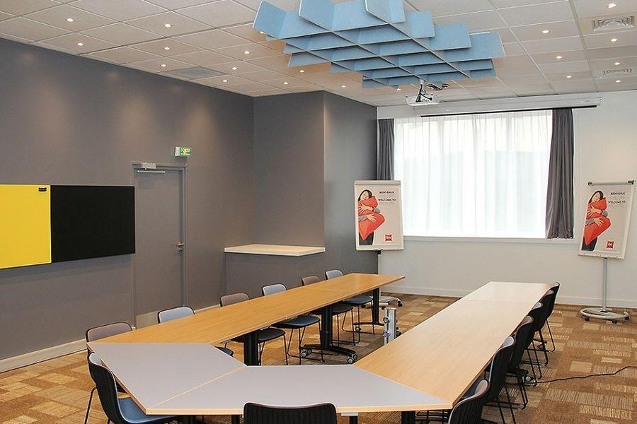 Hôtel Ibis Lyon Gerland Musée des Confluences - Salle de réunion