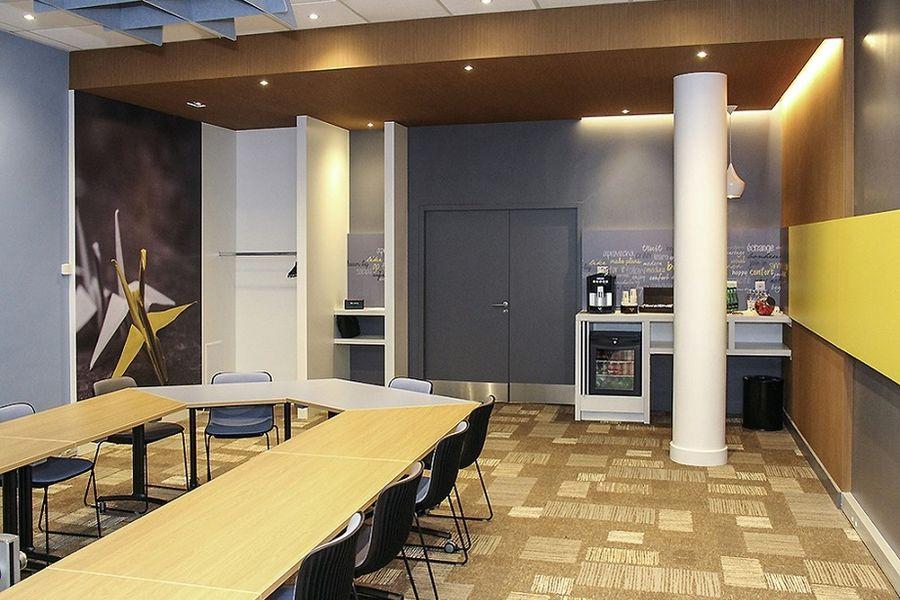 Hôtel Ibis Lyon Gerland Musée des Confluences - Salle de réunion.jpg 2