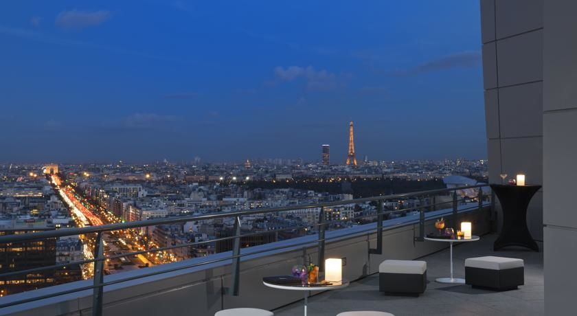 Melia Paris la Defense **** 5